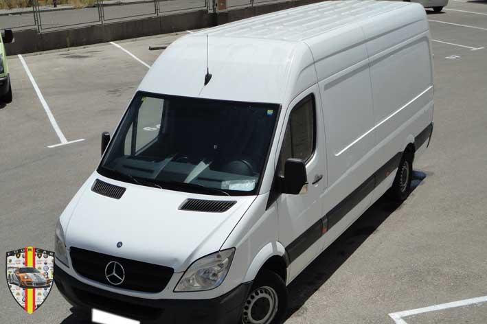 Mercedes sprinter 313 cdi fourcar compra venta de vehiculos mi empresa - Espejo retrovisor mercedes sprinter ...