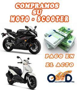 PIAGGIO X8 125CC-compramos-motos-omd
